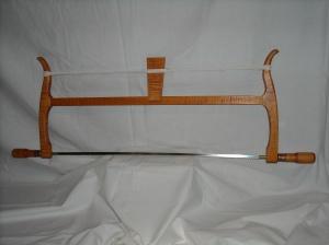 Handmade Windsor Chairmaker's Bowsaw